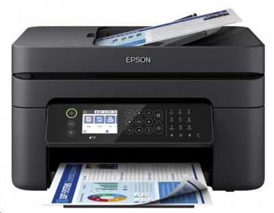 EPSON tiskárna ink WorkForce WF-2850DWF, 4v1, A4, 33ppm, WiFi (Direct), Duplex