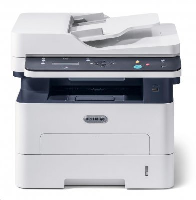 Xerox B205V_NI ČB laser. MFZ, A4, USB/Ethernet, 256mb, ADF, 30ppm, NET, Wifi, Apple AirPrint, Google