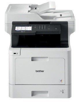 BROTHER multifunkce color laserová MFC-L8900CDW - A4, DUALSKEN 31ppm 512MB 2400x600 PCL LAN USB WiFi 300lis 50ADF DUPLEX