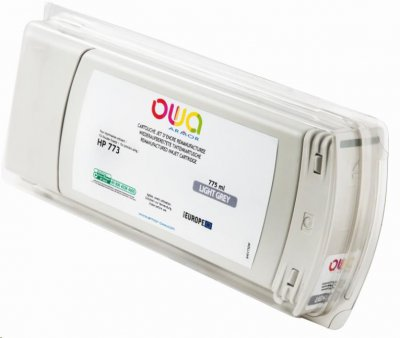 OWA Armor cartridge pro HP DesignJet Z 6600, 6800, 775ml, C1Q44A, light Grey