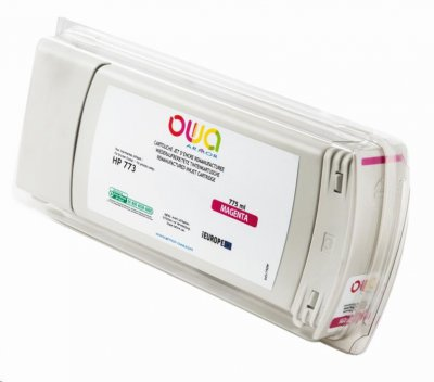 OWA Armor cartridge pro HP DesignJet Z 6600, 6800, 775ml, C1Q39A, Magenta