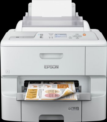 EPSON tiskárna ink WorkForce Pro WF-6090DW , A4, 34ppm, Ethernet, WiFi (Direct), Duplex, NFC,3 roky OSS po registraci